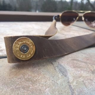 Leather Sunglass Strap from Only Southern Made
