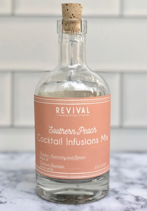 Cocktail Infusion Mix Only Southern Made