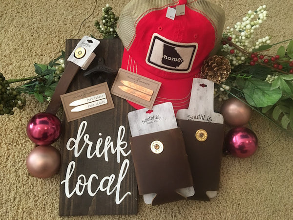 Stocking Stuffer Gift Ideas for Him from Only Southern Made