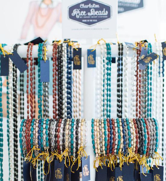 Charleston Rice Bead Bracelets - Only Southern Made