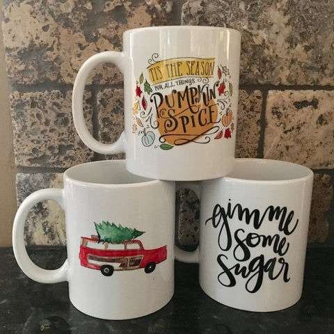 Coffee Mugs from Only Southern Made
