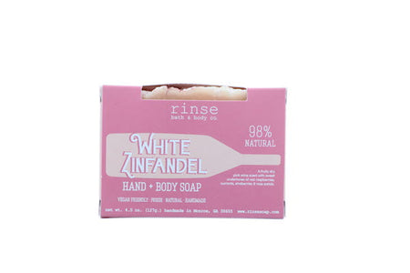 White Zinfandel Scented Soap - Only Southern Made
