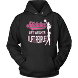 Cheerleader T-Shirt Design - Cheer Lift