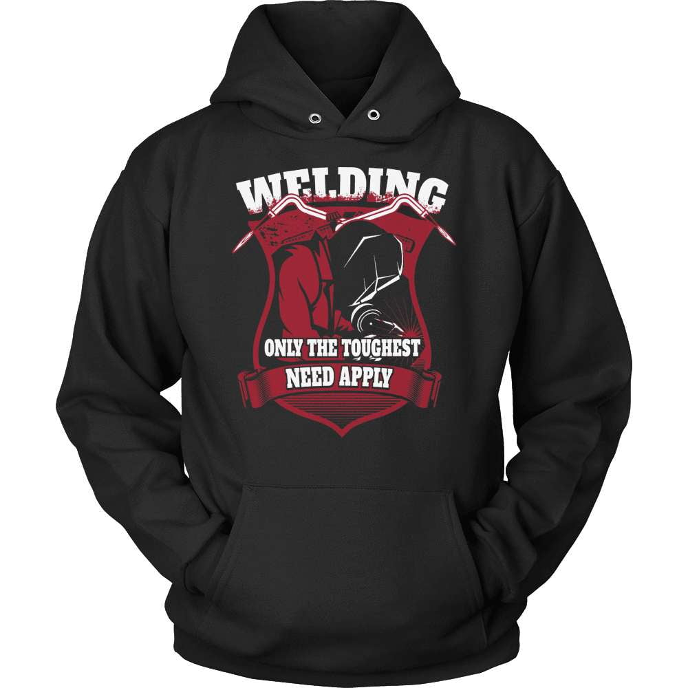 Welder T-Shirt Design - The Toughest