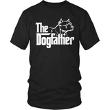 Pit Bull T-Shirt Design - The Pitfather