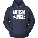 Autism T-Shirt Design - Uncle
