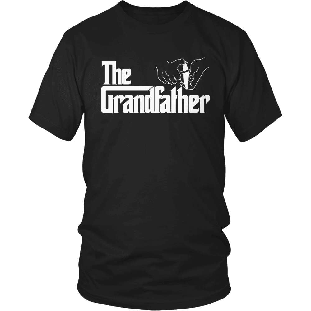 Grandparent T-Shirt Design - The Grandfather