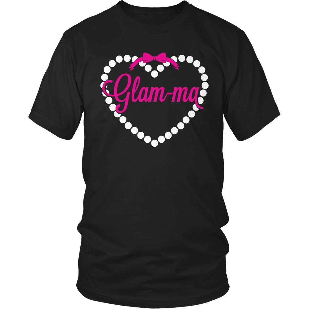 Grandparent T-Shirt Design - GlamMa