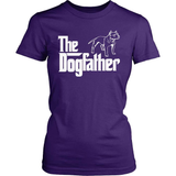 Pit Bull T-Shirt Design - The Dogfather