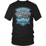 Grandparent T-Shirt Design - Blessed Grandparents