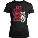 Cat T-Shirt Design - Cat Pacino