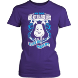Dog T-Shirt Design - Pure Of Heart