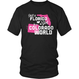 Florida T-Shirt Design - Florida Girl Colorado World