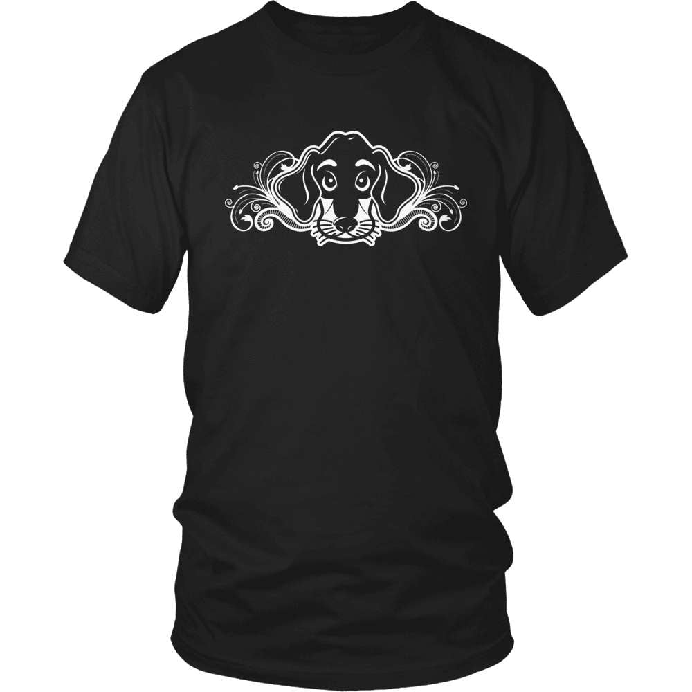 Dachshund T-Shirt Design - Doxie Love