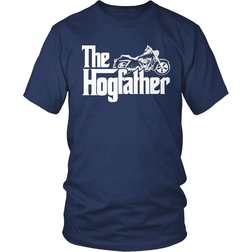 Biker T-Shirt Design - The Hogfather