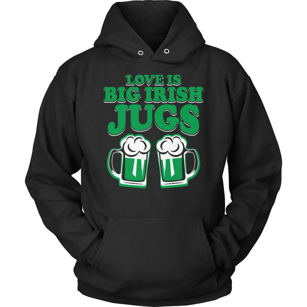 Irish T-Shirt Design - Irish Jugs - snazzyshirtz.com