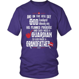 Grandparent T-Shirt Design - 8th Day Grandfather