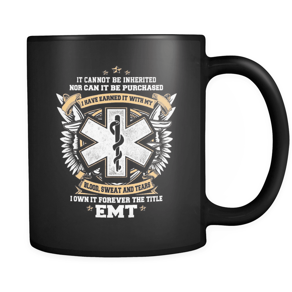 Forever My Title - Luxury EMT Mug