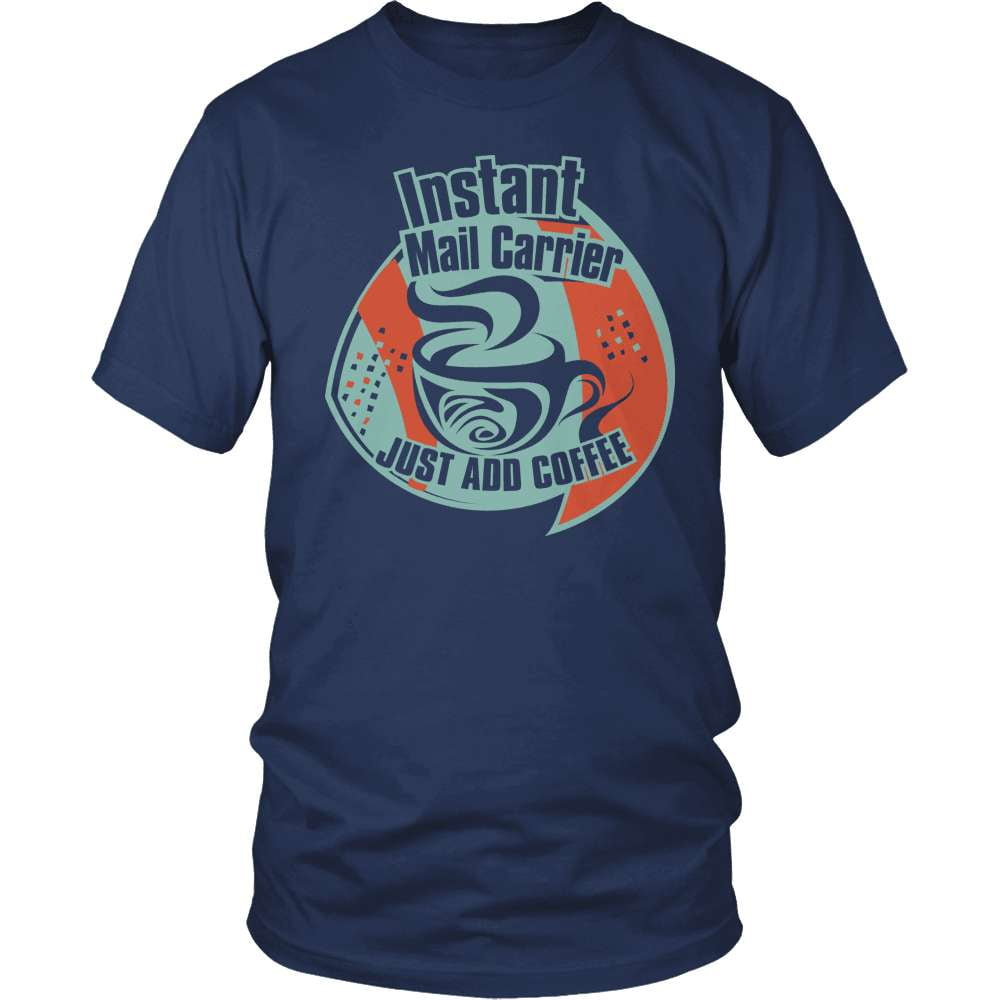 Mail Carrier T-Shirt Design - Instant Carrier