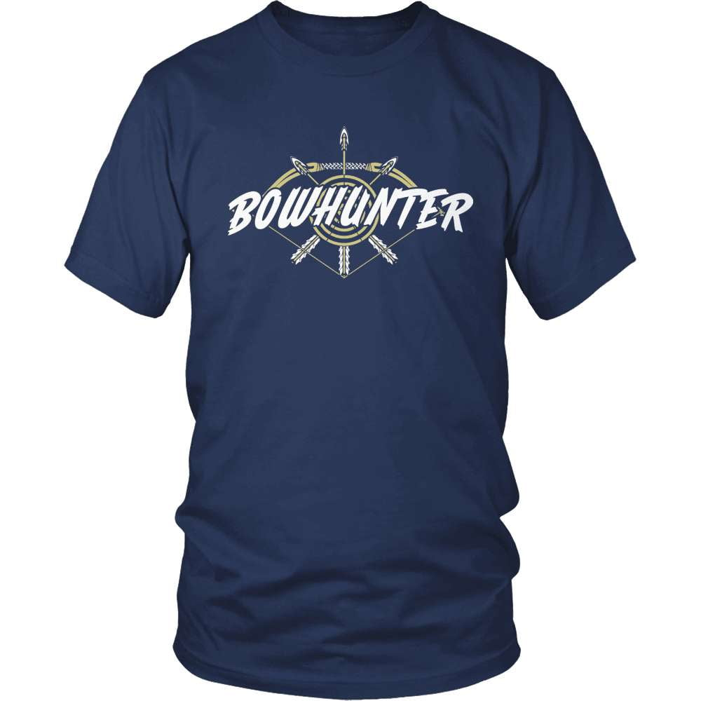 Archery T-Shirt Design - I Am A Bowhunter