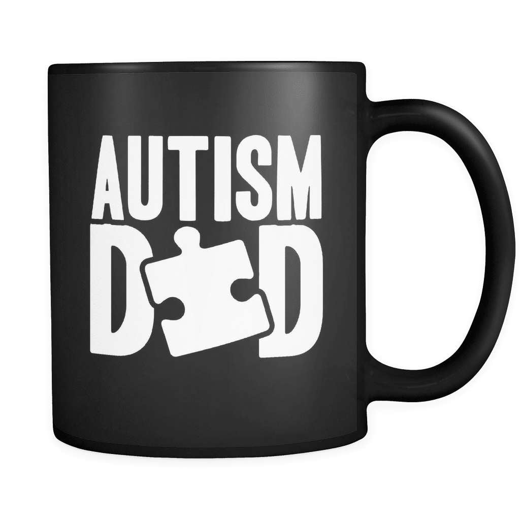 I'm A Dad - Luxury Autism Mug
