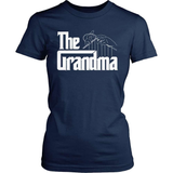 Grandparent T-Shirt Design - The Grandma