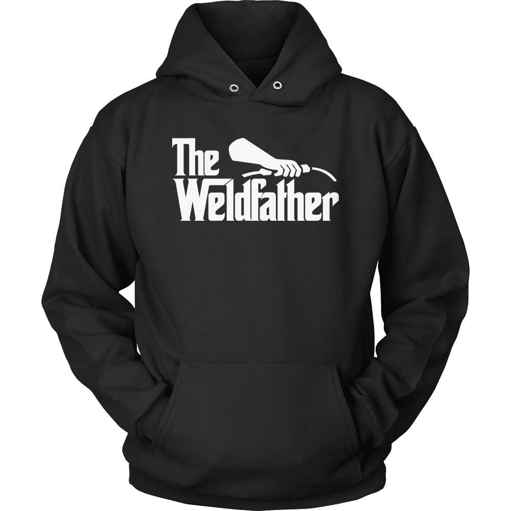 Welder T-Shirt Design - The Weldfather!