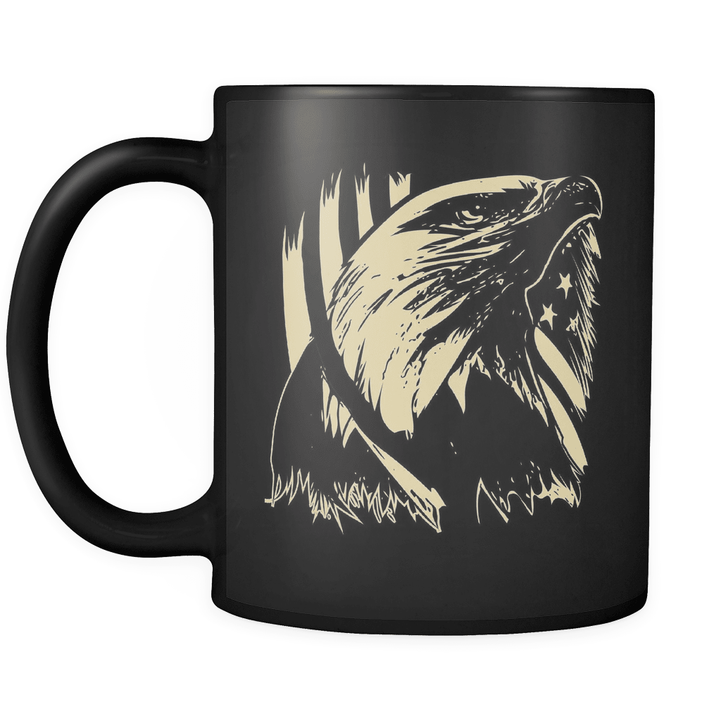 U.S Veteran Pride - Luxury Mug