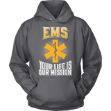 EMT T-Shirt Design - Our Mission