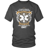 EMT T-Shirt Design - Forever My Title