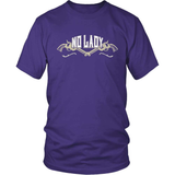 Country T-Shirt Design - No Lady