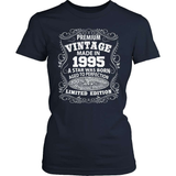 Birthday T-Shirt - Premium - 1995