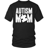 Autism T-Shirt Design - Mom