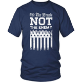 Truth Seeker T-Shirt Design - Not The Enemy
