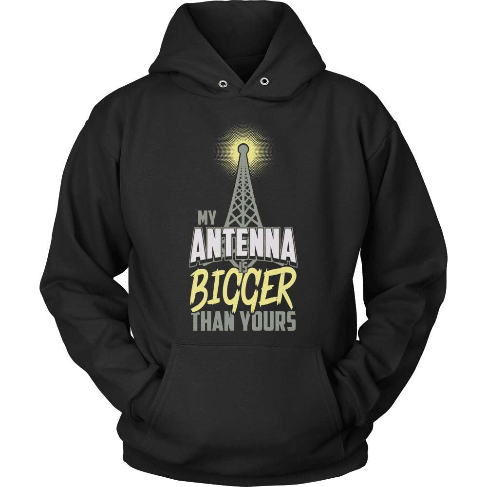 Ham Radio T-Shirt Design - My Antenna