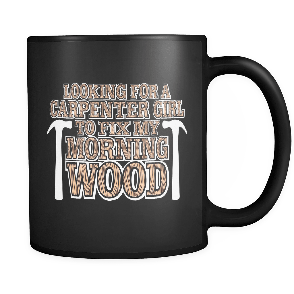 Need Carpenter Girl - Luxury Mug