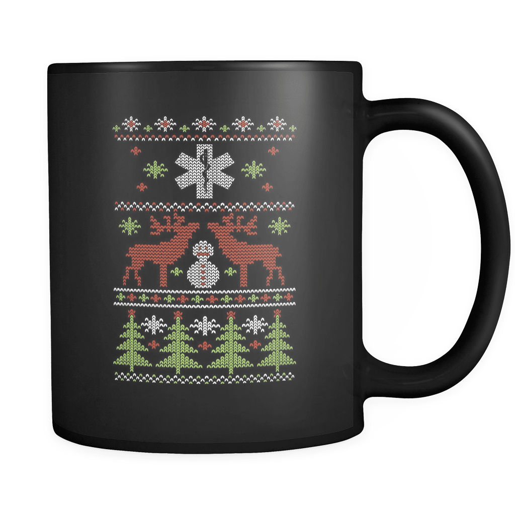 Christmas EMT Luxury Mug