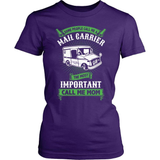 Mail Carrier T-Shirt Design - Call Me Mom