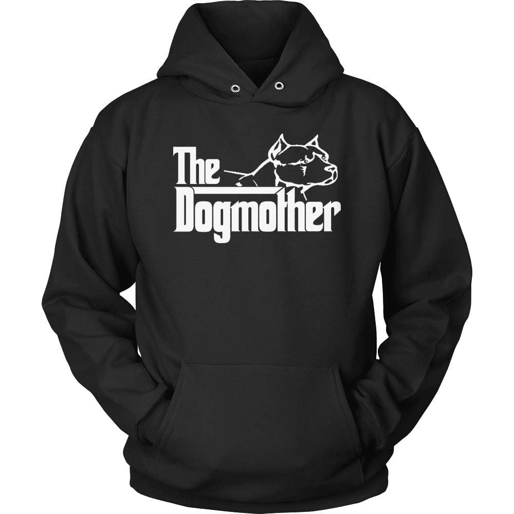 Pit Bull T-Shirt Design - The Pitmother - snazzyshirtz.com