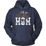 Bulldog T-Shirt Design - I'm A Bulldog Mom