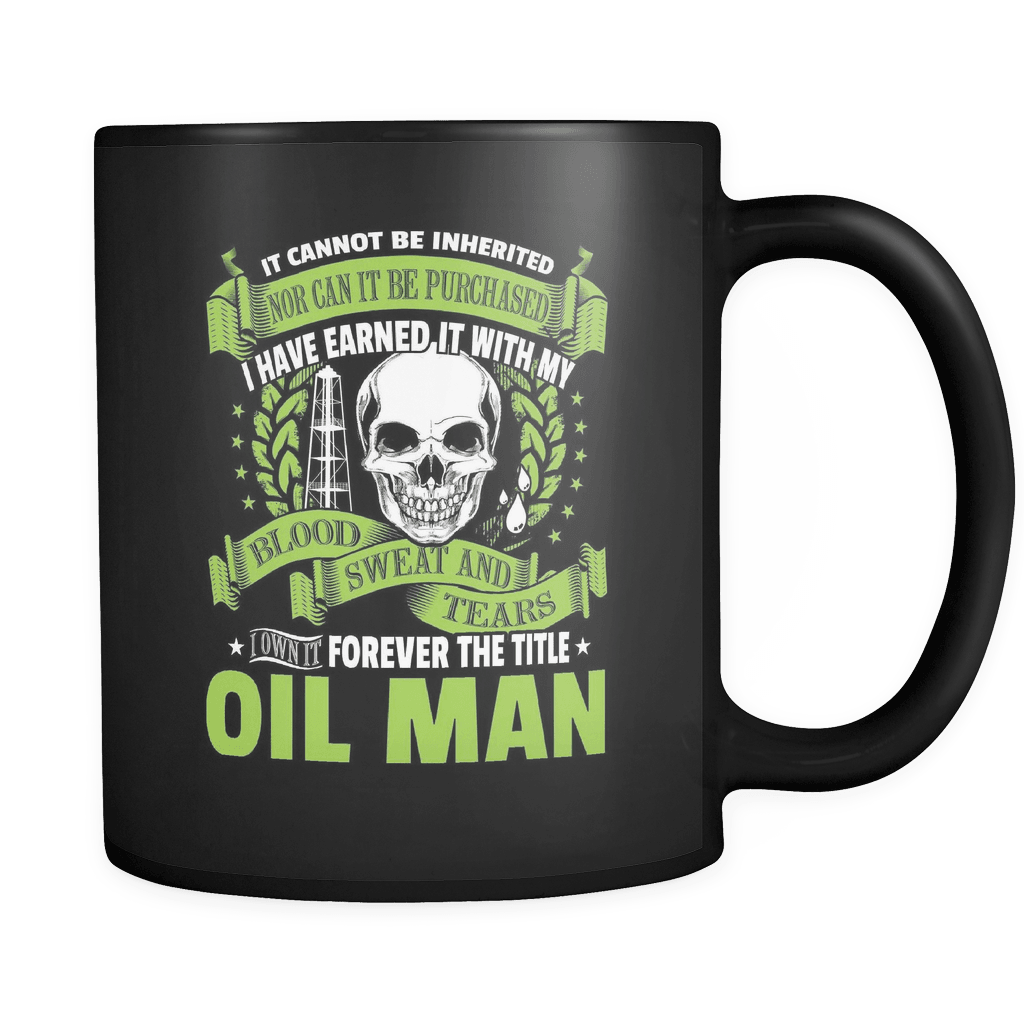 Forever My Title - Luxury Oil Worker Mug