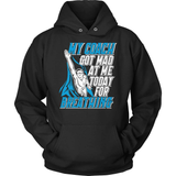 Swimming T-Shirt Design - My Coach