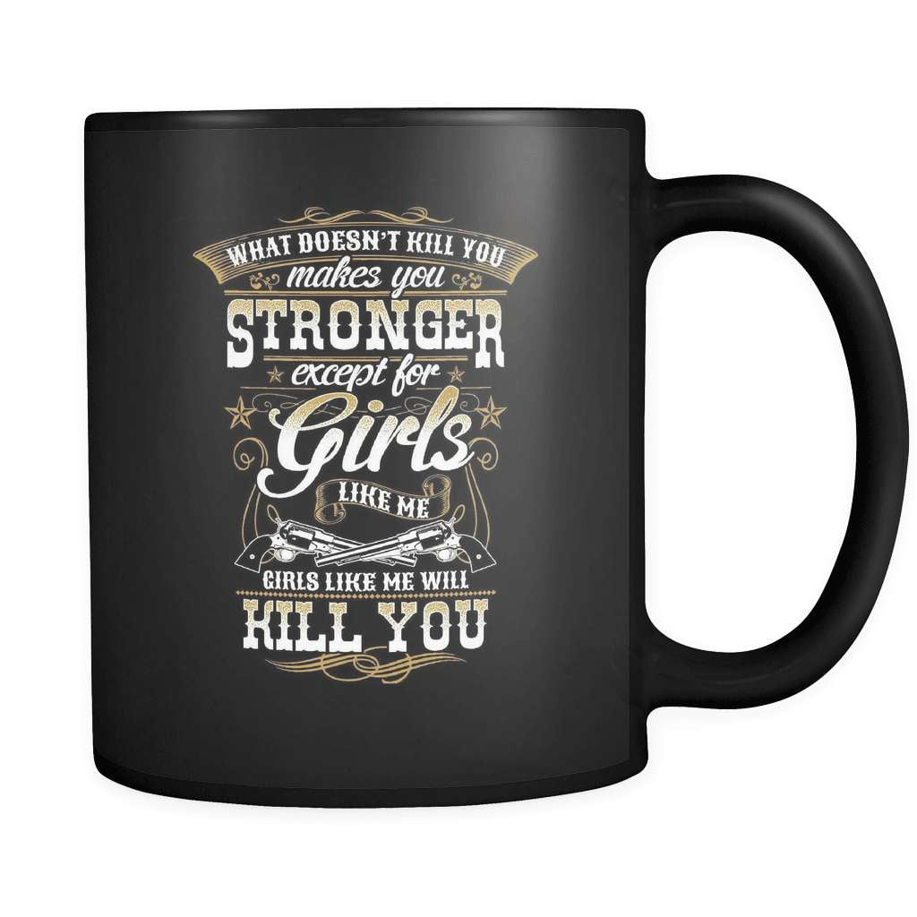 Girls Like Me! - Luxury Country Mug - snazzyshirtz.com