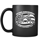 The Only Gun Permit I Need - Luxury Gun Mug