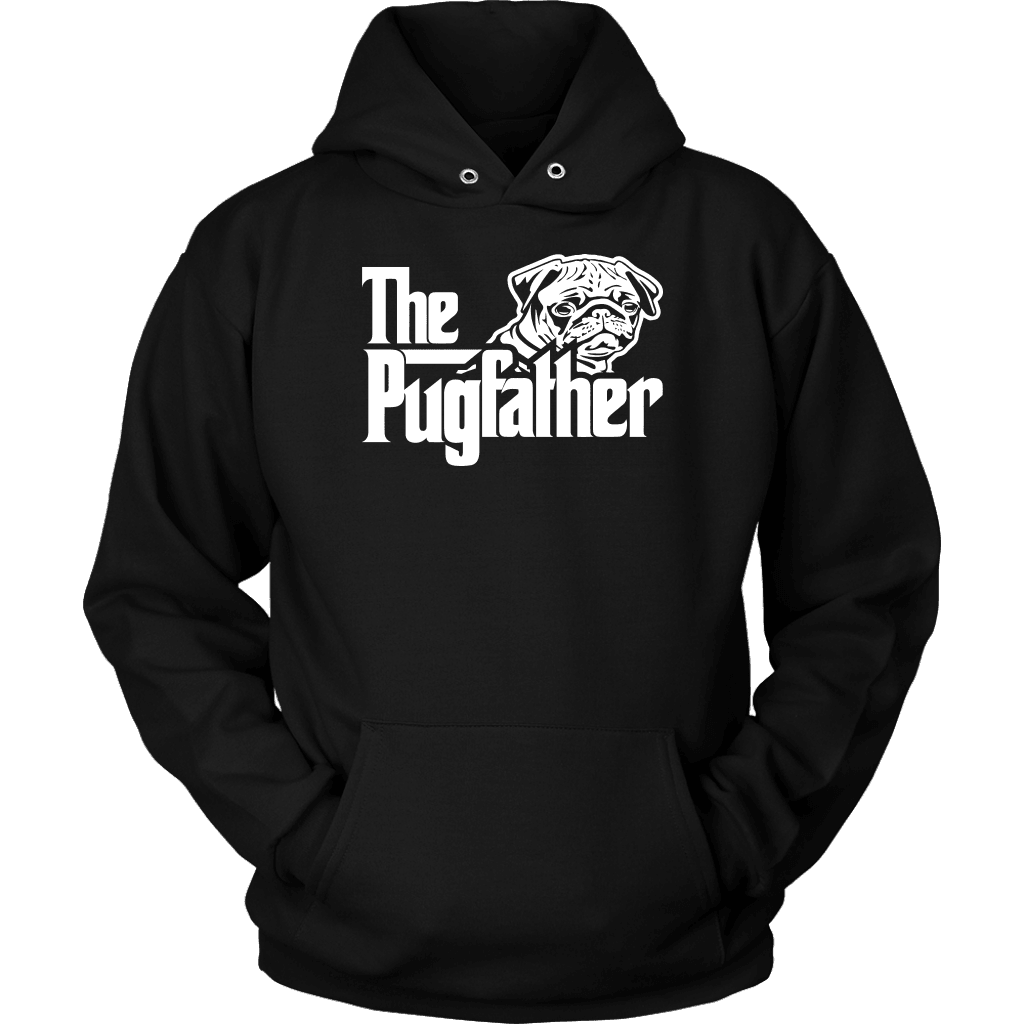 Pug T-Shirt Design - The Pugfather