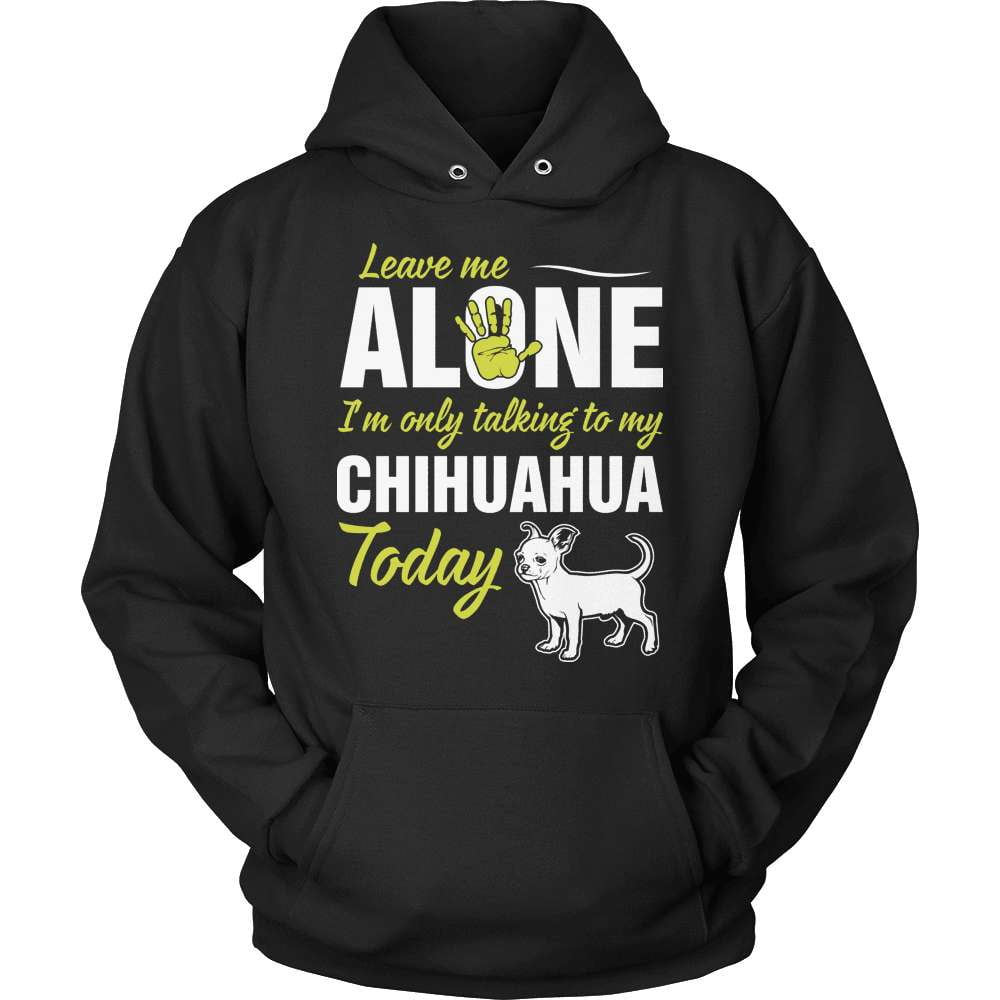 Chihuahua T-Shirt Design - Leave Me Alone