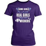 Dachshund T-Shirt Design - Real Girls