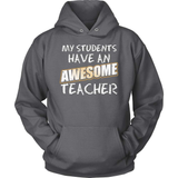 Teacher T-Shirt Design - Awesome Teacher!