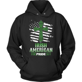 Irish T-Shirt Design - Irish American Pride