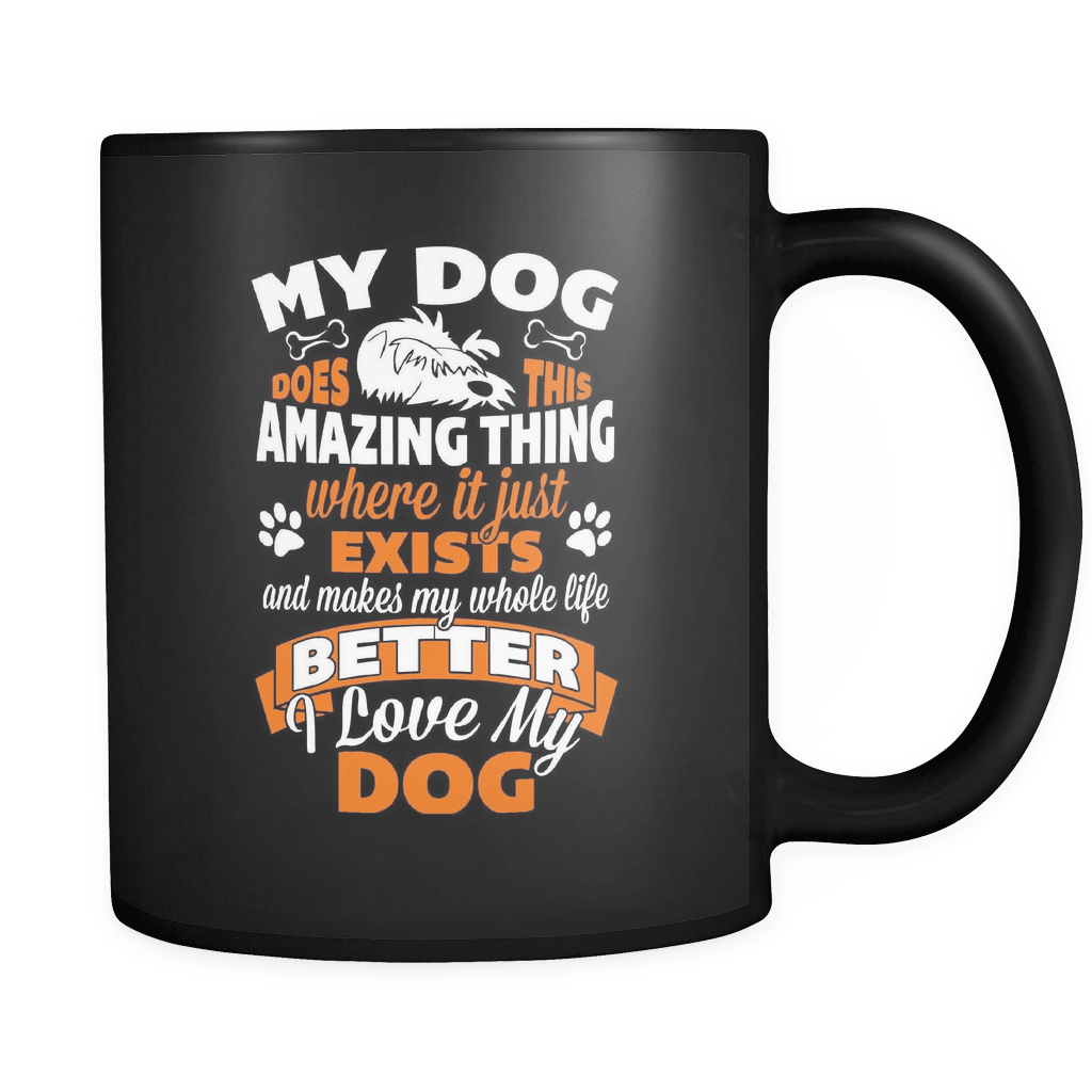 Amazing Dog - Luxury Mug